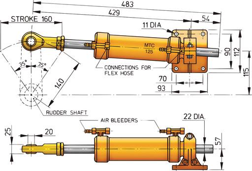 MTC125 DRAW