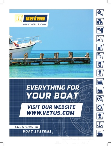 CAT VETUS   Everything for your Boat EN