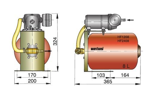 HF8 DRAW