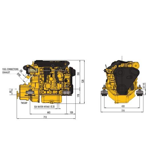 M3 29TMC40P DRAW