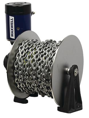 TASMAN 8 6 Back Right Chain Vertical Motor